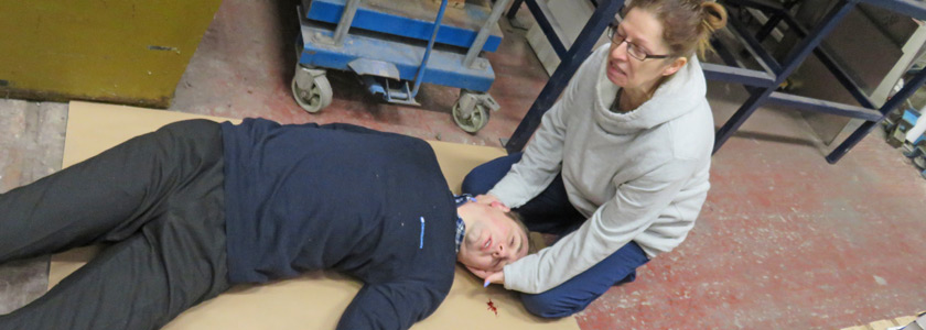 First Aid Traning in Lancashire