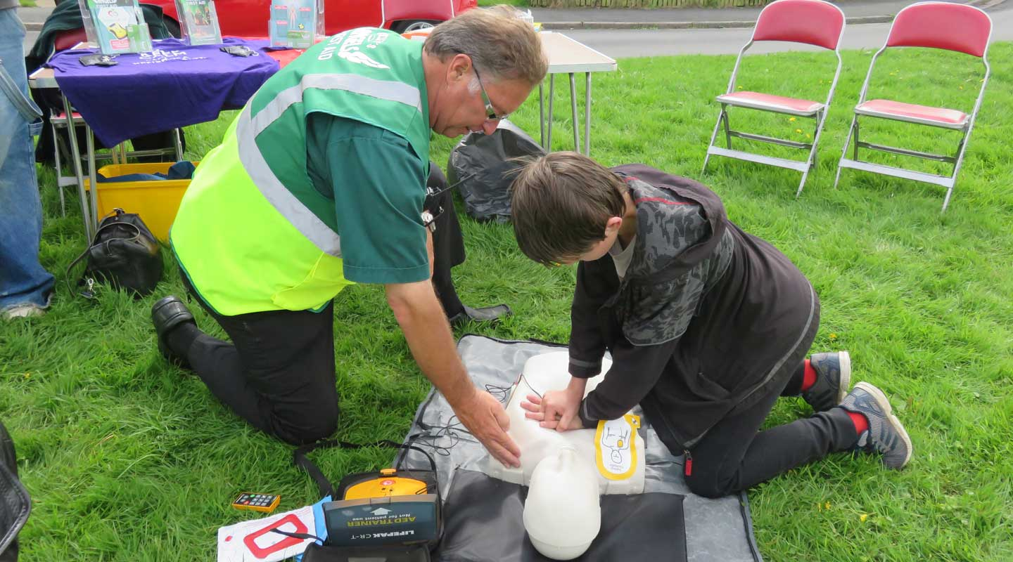 First Aid Awareness Training